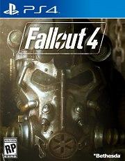 Carátula de Fallout 4 - PS4