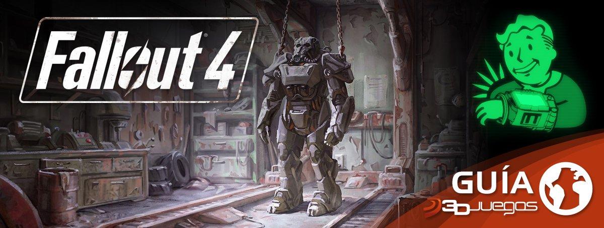 Guía Fallout 4