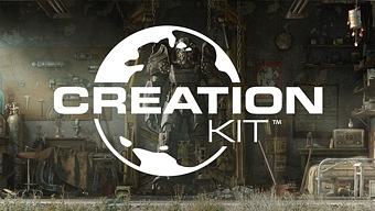 Video Fallout 4, Mods and the Creation Kit