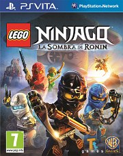 Carátula de LEGO Ninjago: La Sombra de Ronin - Vita