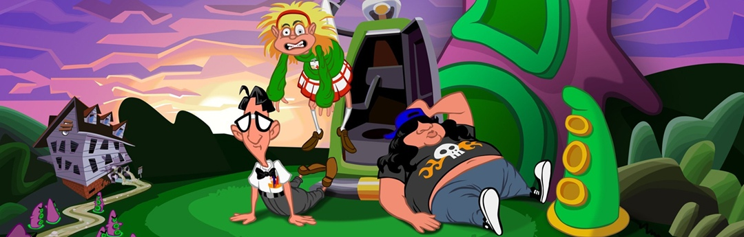 Análisis Day of the Tentacle Special Edition