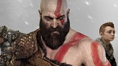 ¡Ya es Gold! God of War de PS4 finaliza su desarrollo