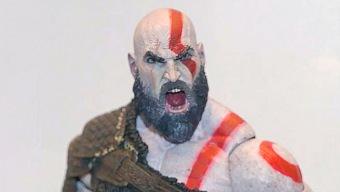 Crash y Kratos entre las nuevas figuras Neca de videojuegos
