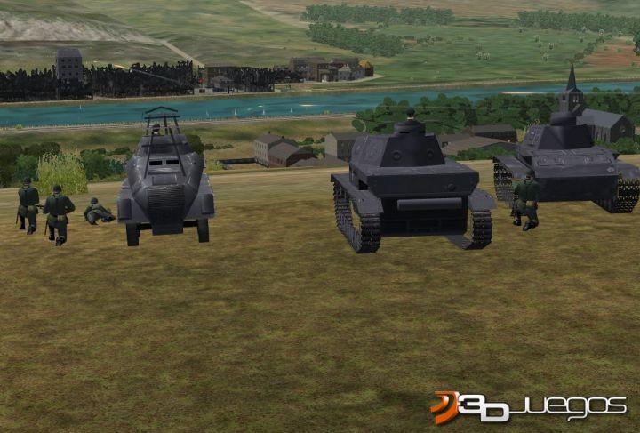 Imagen Battleground Europe: World War II Online (PC)