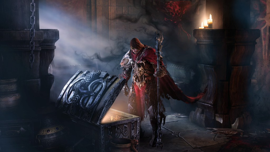 CI Interactive pide paciencia para Lords of the Fallen 2