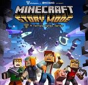 Carátula de Minecraft: Story Mode - Vita