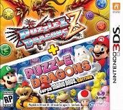 Puzzle & Dragons Z & Super Mario Bros