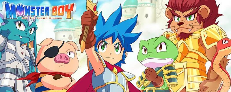 Monster Boy y el Reino Maldito, un plataformas sorprendente