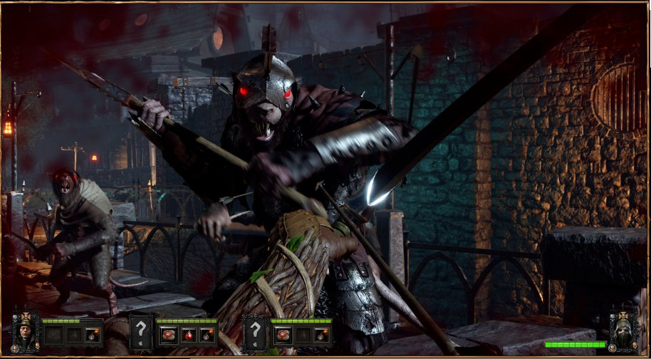 Warhammer The End Times - Vermintide PC