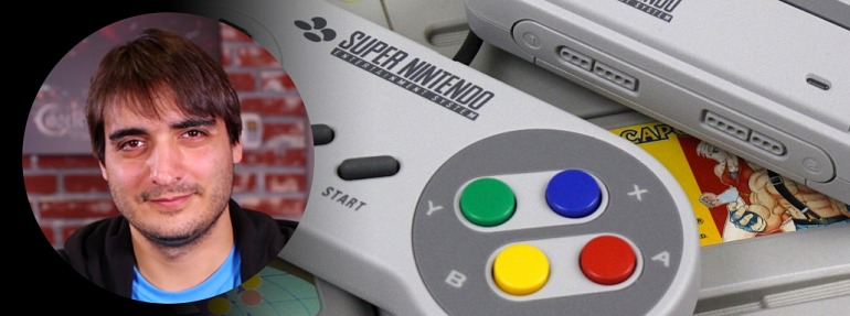 Imagen de Super Nintendo Entertainment System
