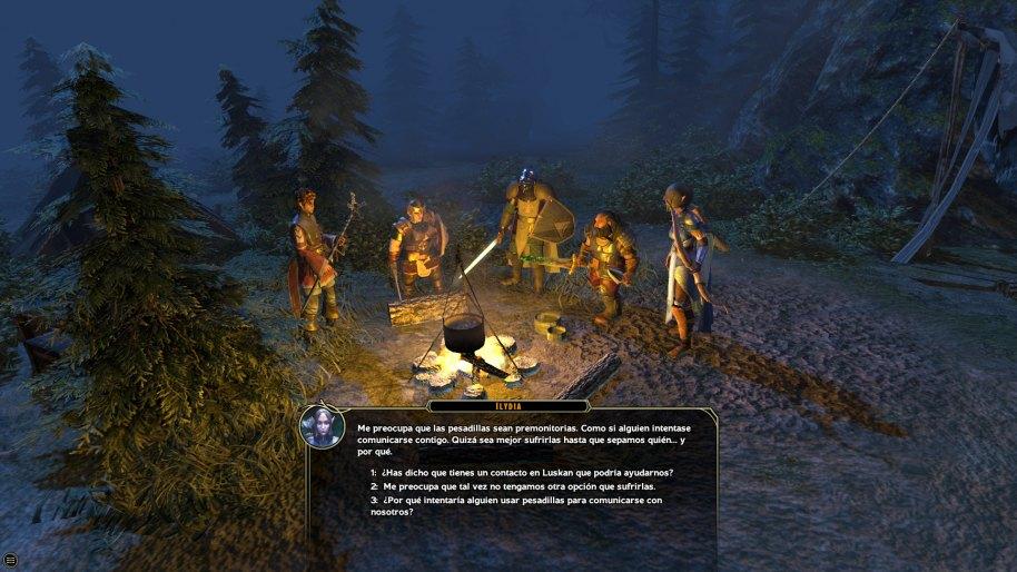 Sword Coast Legends análisis