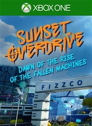 Sunset Overdrive Fallen Machines Xbox One