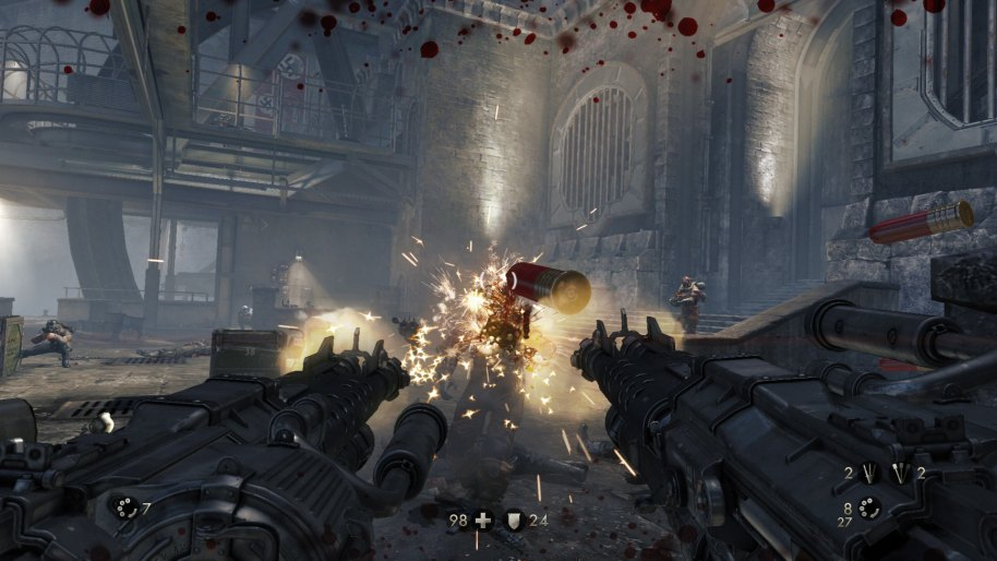 Wolfenstein The Old Blood análisis