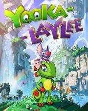 Carátula de Yooka-Laylee - Linux