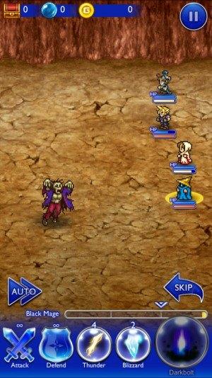 Final Fantasy Record Keeper iOS