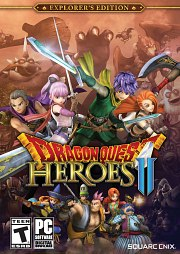 Carátula de Dragon Quest: Heroes II - PC