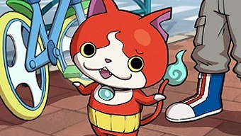 Video Yokai Watch 3, Sistema de Combate (JP)