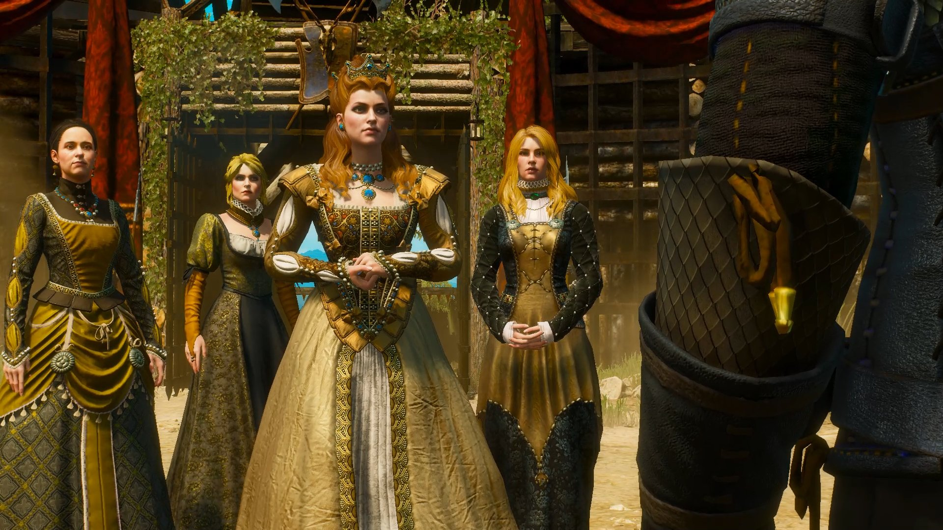 Análisis de The Witcher 3 Wild Hunt - Blood and Wine para