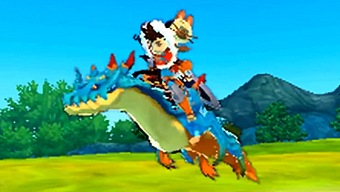 Monster Hunter Stories: Habilidades de los Otomon (JP)