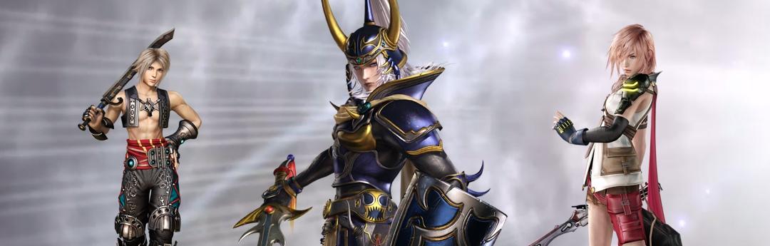 Dissidia Final Fantasy NT - Impresiones jugables