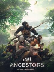 Carátula de Ancestors: The Humankind Odyssey - PS4
