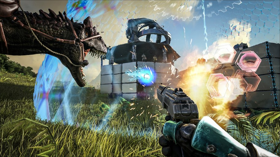 ARK Survival Evolved análisis