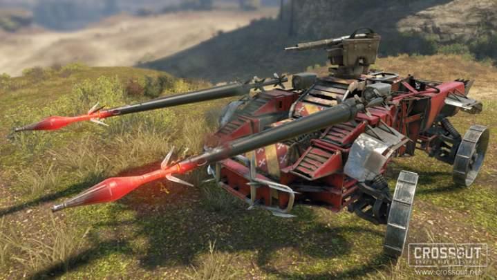 Imágenes de Crossout para Xbox One - 3DJuegos