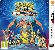Carátula de Pokémon Mundo Megamisterioso - 3DS