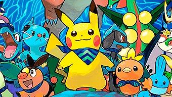 Pokémon Mundo Megamisterioso: Tráiler de Características
