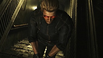 Video Resident Evil Zero HD Remaster, Modo Wesker - Gameplay