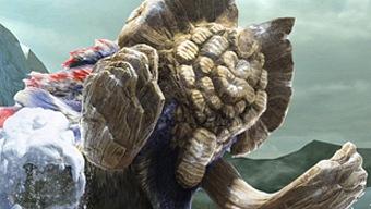 Video Monster Hunter: Generations, Monster Hunter Generations: Gammoth