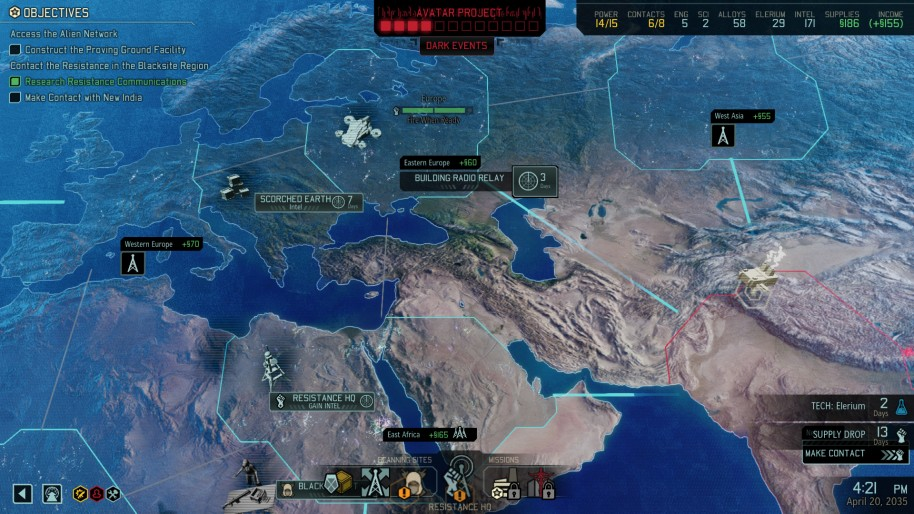 XCOM 2: XCOM 2: Estrategia táctica. Viva la Resistencia humana!