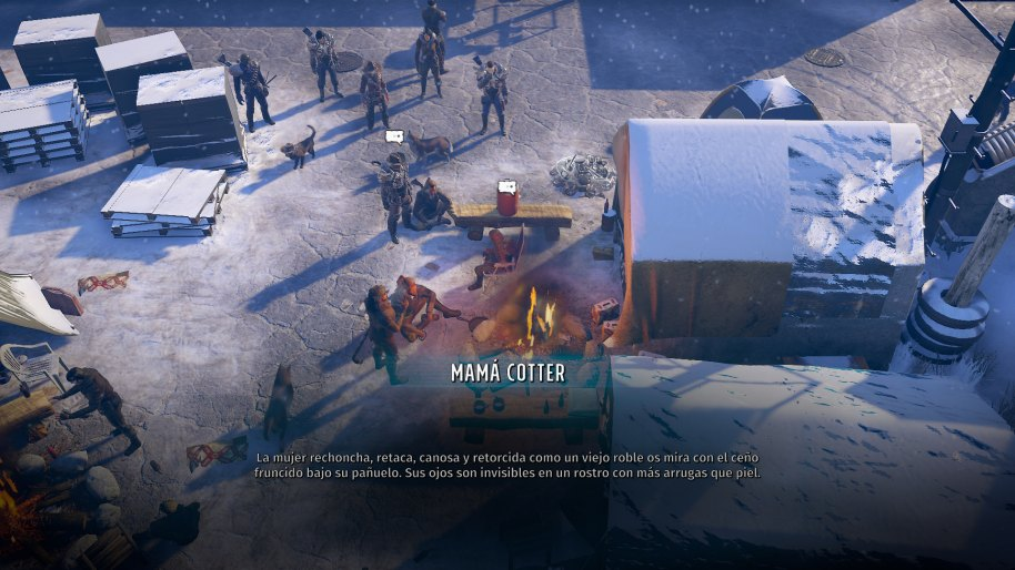 Wasteland 3 análisis