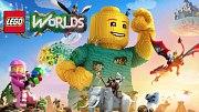 Carátula de LEGO Worlds - PC