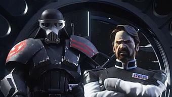 Video Star Wars: Revolución, Tráiler de Anuncio