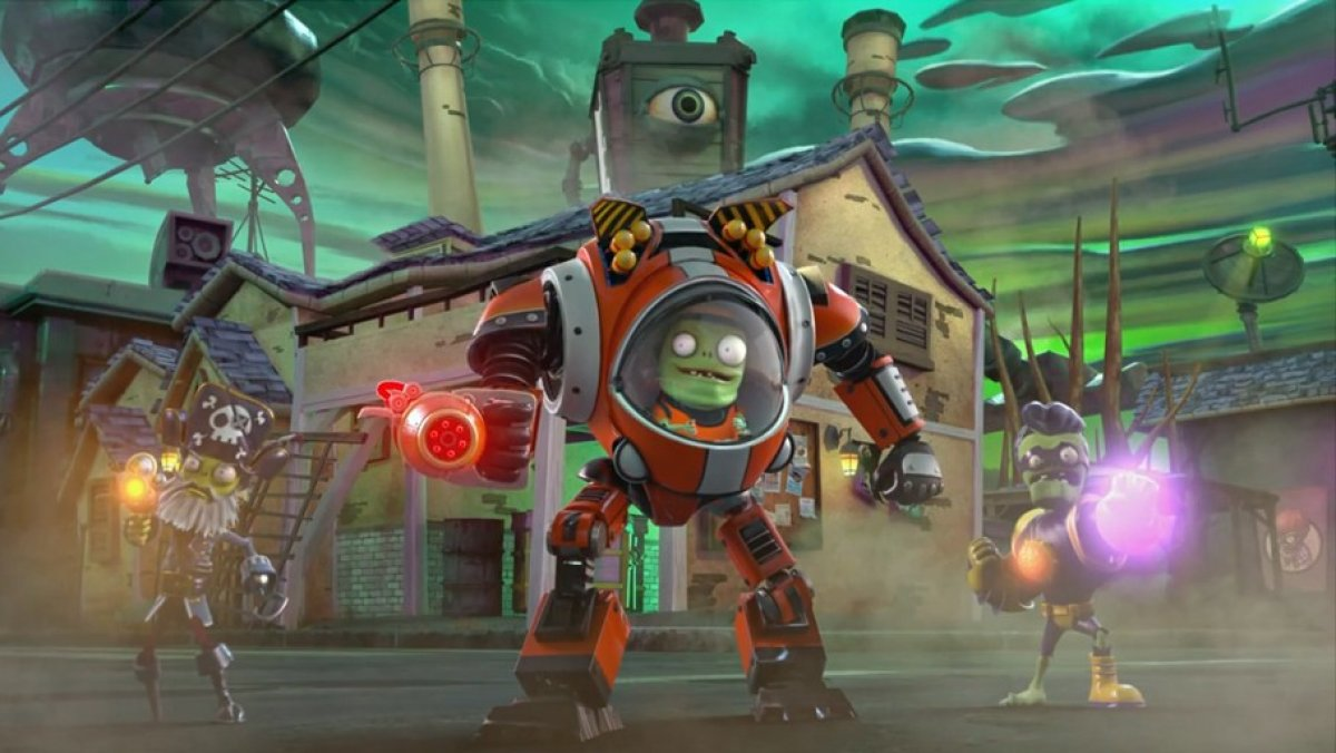 Plants Vs Zombies Garden Warfare 2 Tr Iler De Anuncio
