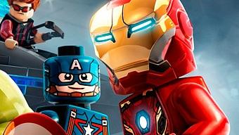 LEGO Marvel Vengadores: Todo lo que un fan puede pedir