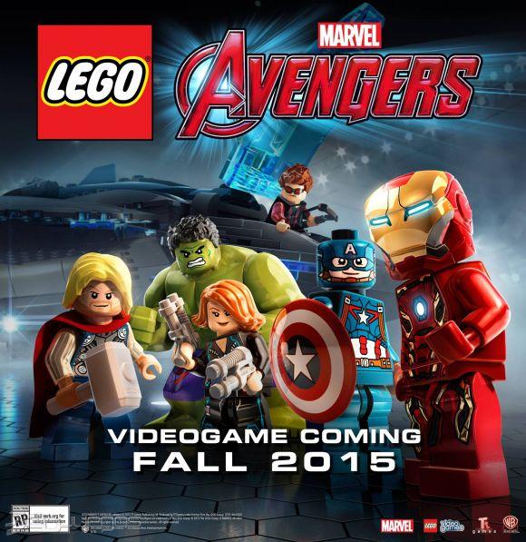 Lego Marvel Vengadores Para Ps4 3djuegos