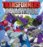 Carátula de Transformers Devastation - PS3