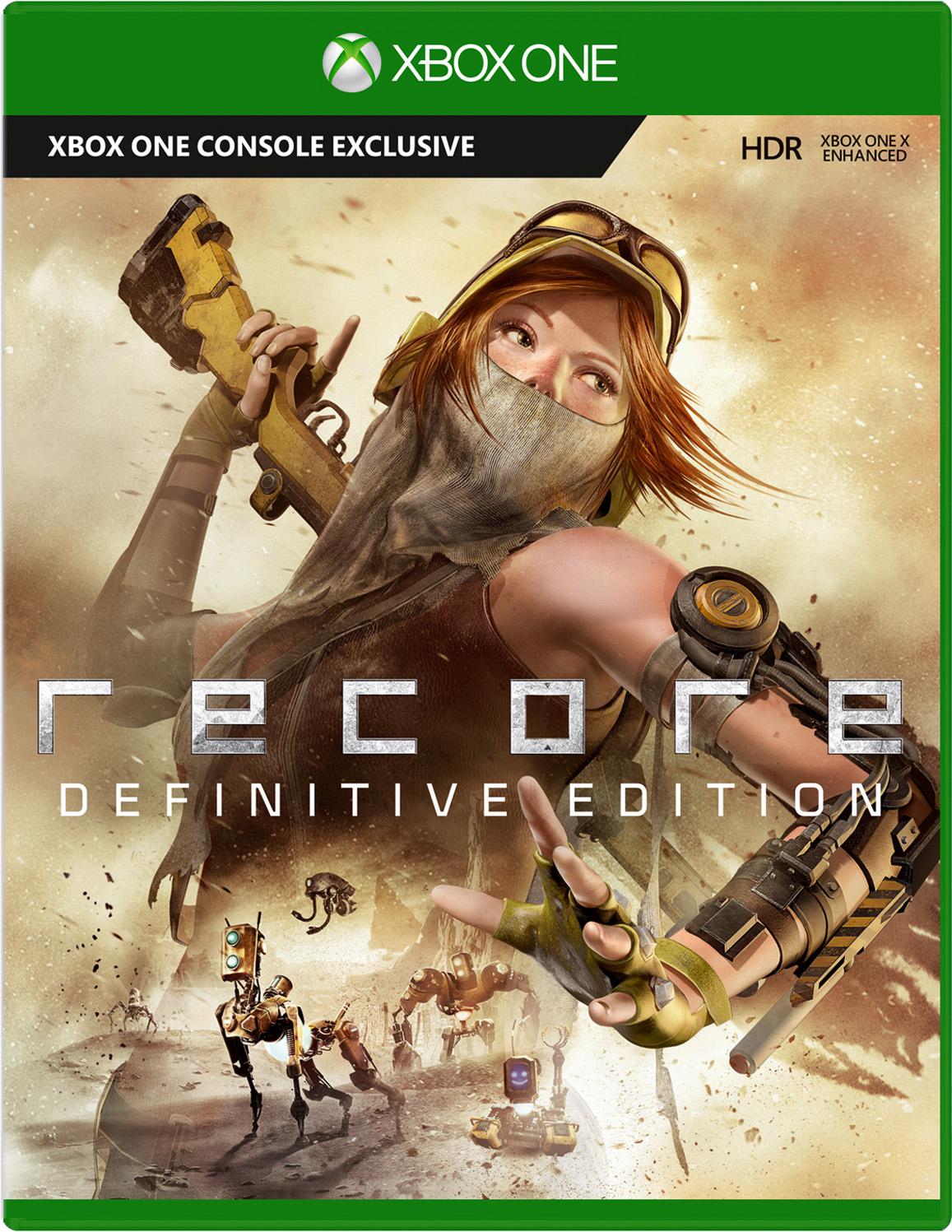 ¡Es oficial! ReCore Definite Edition se estrena el 29 de agosto