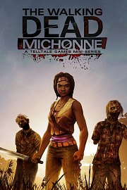 Carátula de The Walking Dead: Michonne - Android