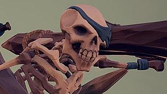Tráiler de la actualización de Sea of Thieves: Cursed Sails