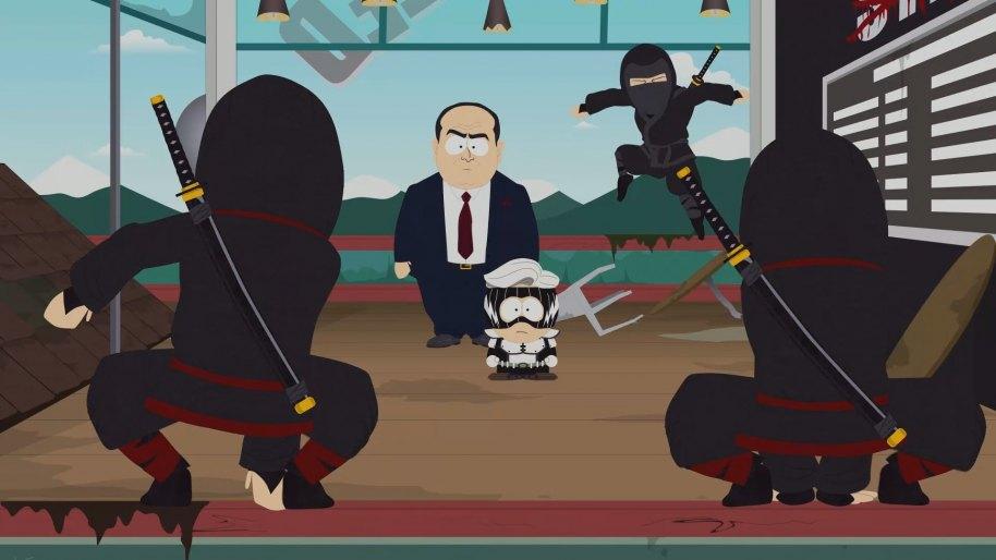 South Park Retaguardia en Peligro Xbox One