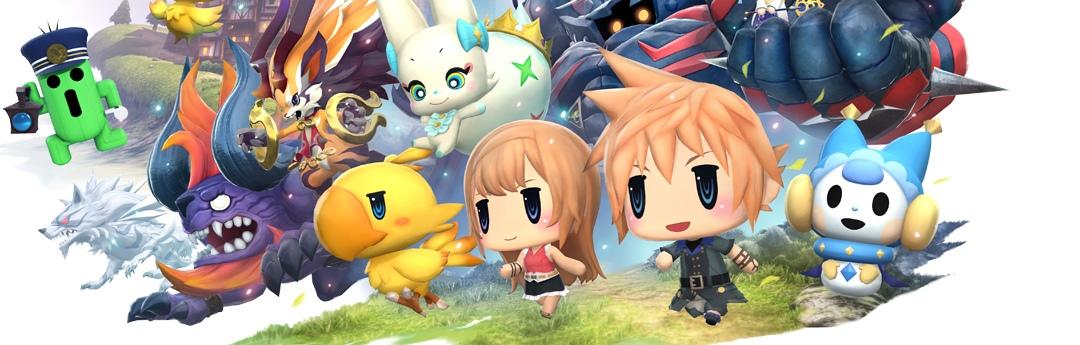 World of Final Fantasy - Análisis