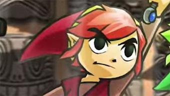 Zelda Tri Force Heroes: Tráiler de Lanzamiento