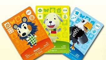 La tercera oleada de cartas amiibo de Animal Crossing llegarán a mediados de marzo