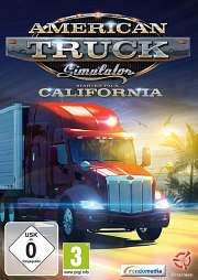 Carátula de American Truck Simulator - Linux