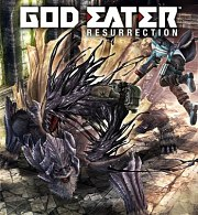 Carátula de God Eater: Resurrection - PS4