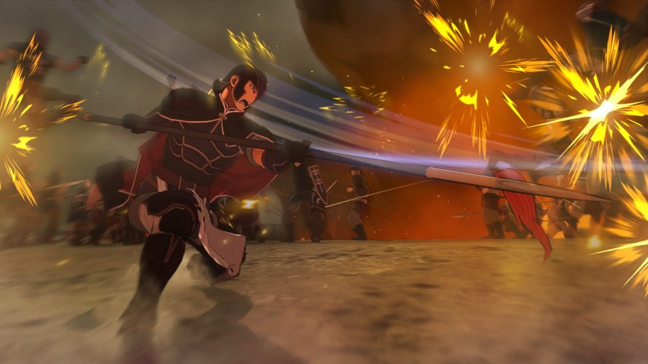 Arslan the Warriors of Legend Xbox One