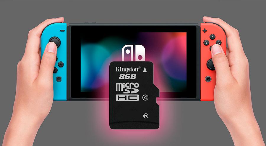 Las Mejores Y Mas Baratas Tarjetas Micro Sd Para Nintendo Switch